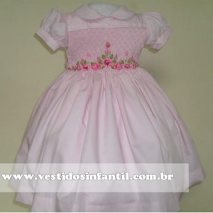 vestido de formatura infantil