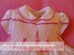vestido social infantil bebe