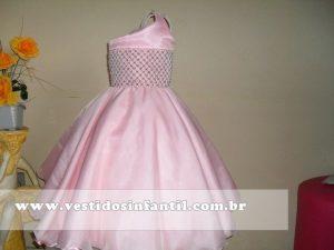 belissimo vestido de aniversario 1 ano infantil