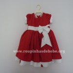 Vestido de Festa Bebê