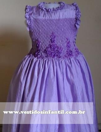 vestido de 1 ano para festa