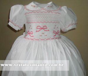 Vestido de Batizados