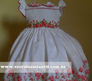 Vestido de Gala Infantil