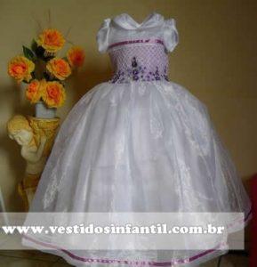 vestidos de crianca para casamento