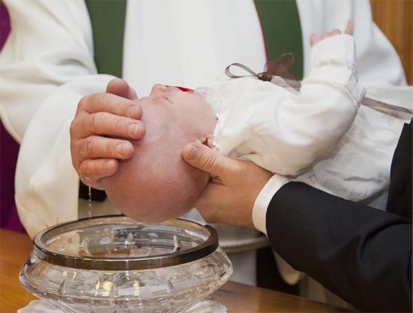 batizado infantil