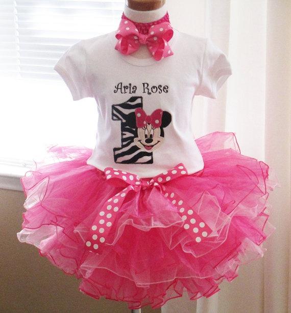 Festa da Minnie rosa