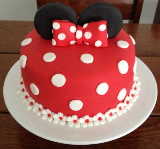 Festa da Minnie Vermelha