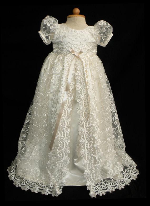 Vestido infantil luxo cerimônia