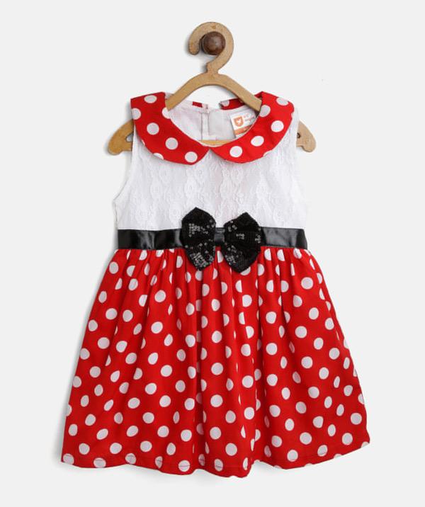 Modelos de vestidos da Minnie