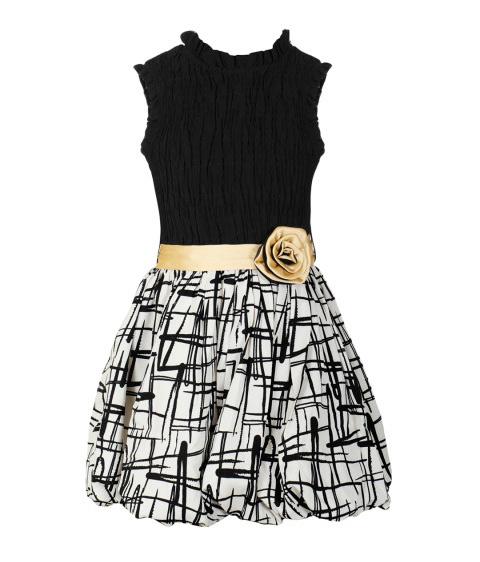Principais formatos de vestidos infantis