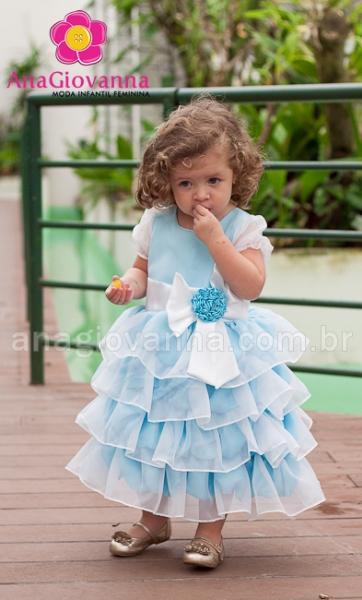 Vestido Cinderela
