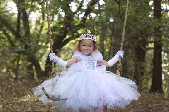 Vestido de Princesa Infantil