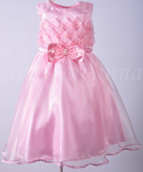 Vestido infantil encomenda