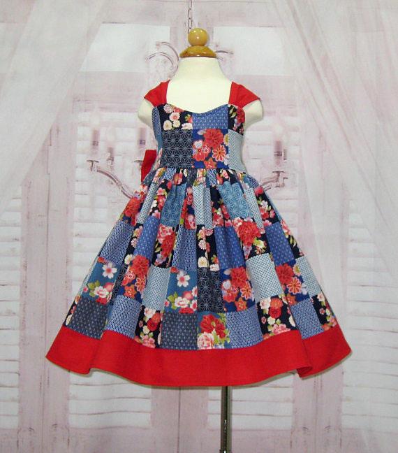 24 Modelos de vestidos infantis para festa junina (que dá para usar depois!)
