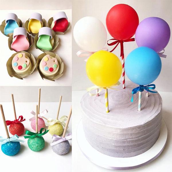 Temas de aniversário simples